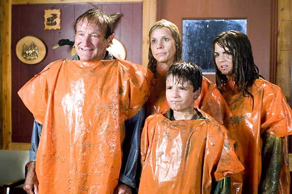 ¡Vaya vacaciones! : Foto Cheryl Hines, Jojo, Josh Hutcherson, Robin Williams