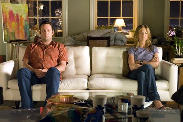 Separados : Foto Jennifer Aniston, Vince Vaughn