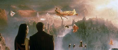 Más allá de los sueños : Foto Annabella Sciorra, Robin Williams, Vincent Ward