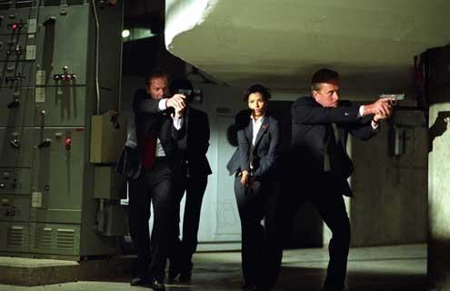 La sombra de la sospecha : Foto Clark Johnson, Eva Longoria, Kiefer Sutherland, Michael Douglas