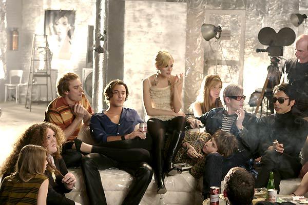 Factory Girl : Foto George Hickenlooper, Guy Pearce, Sienna Miller