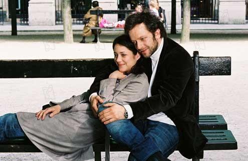 Toi et moi : Foto Jonathan Zaccaï, Marion Cotillard