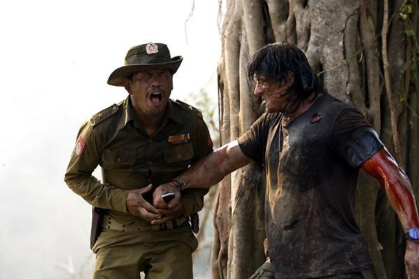 John Rambo : Foto Sylvester Stallone