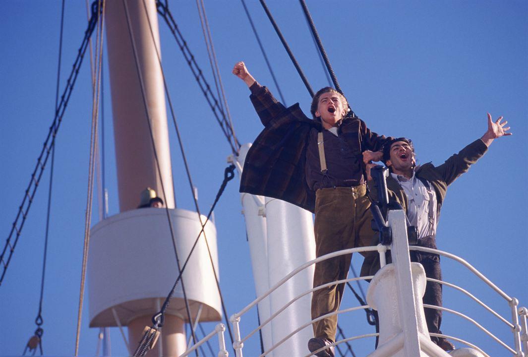 Titanic : Foto Danny Nucci, Leonardo DiCaprio