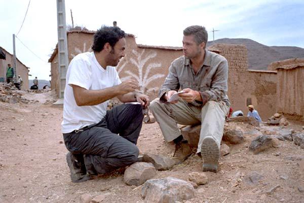 Babel : Foto Alejandro González Iñárritu, Brad Pitt