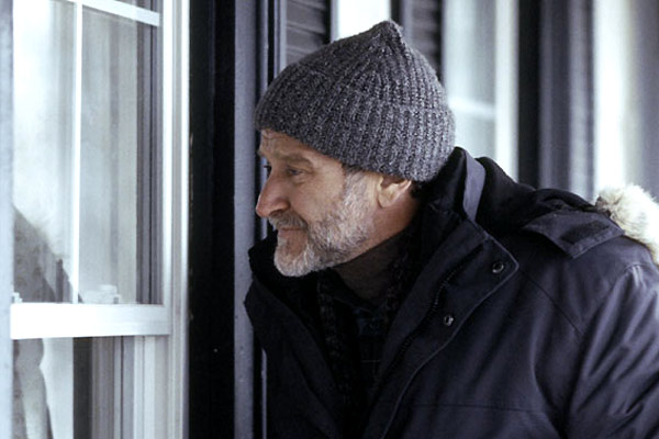 Voces en la noche : Foto Patrick Stettner, Robin Williams