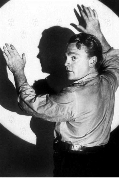 Calle Madeleine nº 13 : Foto Henry Hathaway, James Cagney