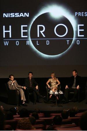 Héroes : Foto Adrian Pasdar, Hayden Panettiere, Jack Coleman, Milo Ventimiglia