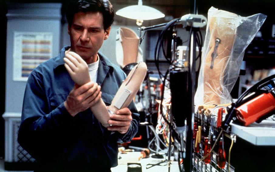 El Fugitivo : Foto Harrison Ford