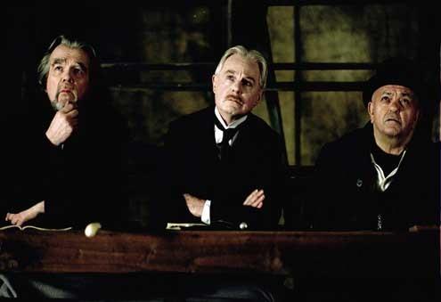 Foto Derek Jacobi, Michael Lonsdale, Robinson Savary