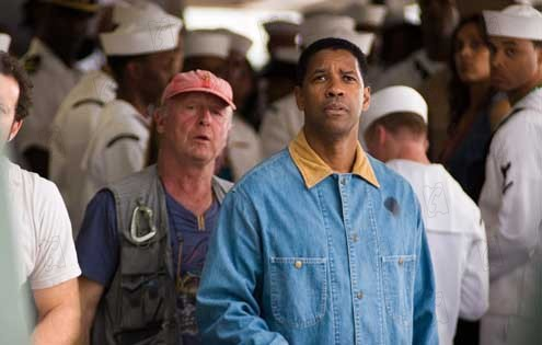 Déjà Vu : Foto Denzel Washington, Tony Scott