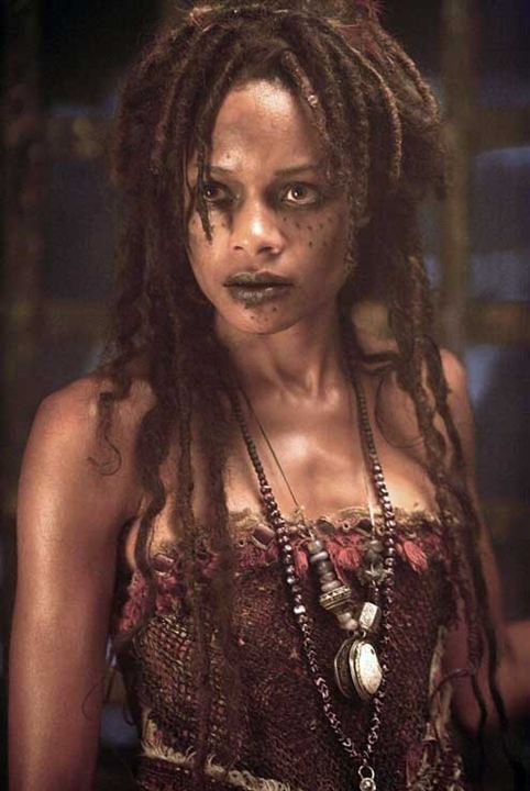 Piratas del Caribe: En el fin del mundo : Foto Naomie Harris