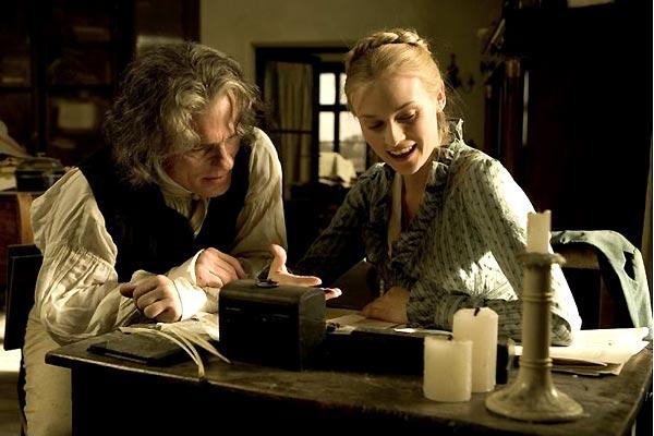 Copying Beethoven : Foto Diane Kruger, Ed Harris