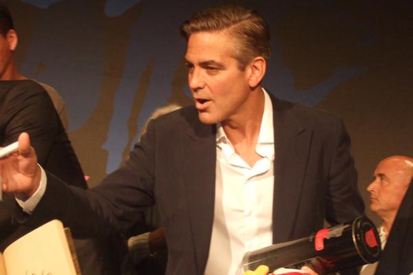 Ocean's 13 : Foto George Clooney, Steven Soderbergh