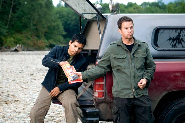 Shooter: El tirador : Foto Mark Wahlberg, Michael Peña