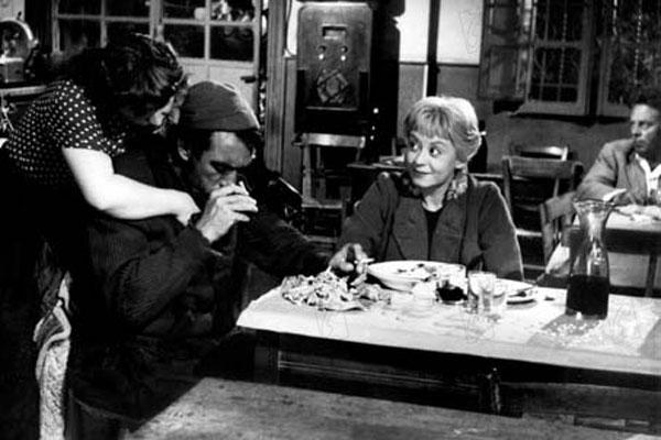 La Strada : Foto Anthony Quinn, Giulietta Masina
