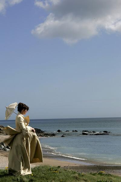La joven Jane Austen : Foto Anne Hathaway, Julian Jarrold