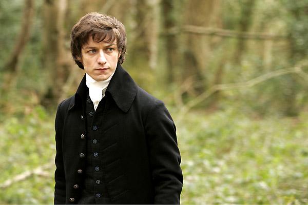 La joven Jane Austen : Foto James McAvoy, Julian Jarrold
