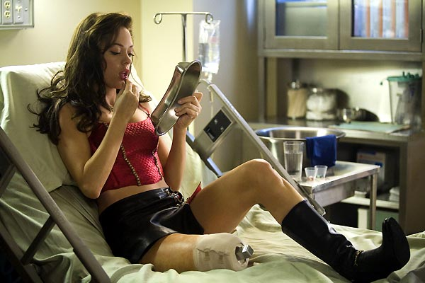 Grind House: Planet Terror : Foto Rose McGowan