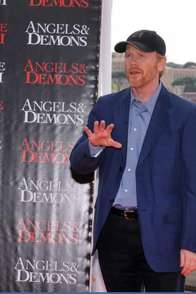 Ángeles y demonios : Foto Ron Howard