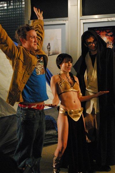 Fanboys : Foto Jay Baruchel, Kristen Bell, Kyle Newman, Sam Huntington