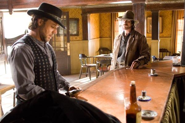 El tren de las 3:10 : Foto Christian Bale, Russell Crowe