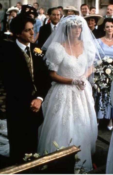Cuatro bodas y un funeral  Foto Hugh Grant