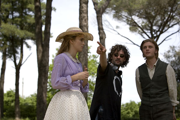 Seda : Foto François Girard, Keira Knightley, Michael Pitt