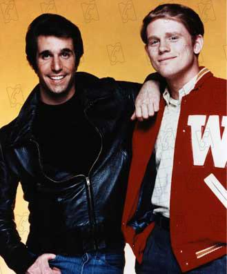Happy Days : Foto Henry Winkler, Ron Howard