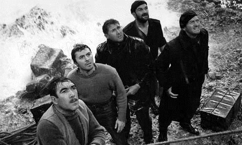 Los cañones de Navarone : Foto Anthony Quayle, Anthony Quinn, David Niven, Jack Lee Thompson, James Darren