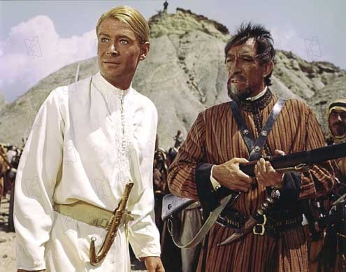 Lawrence de Arabia : Foto Anthony Quinn, Peter O'Toole