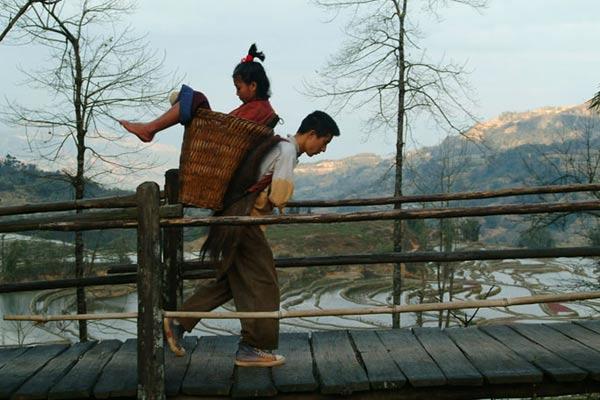 Foto Jiang Wen