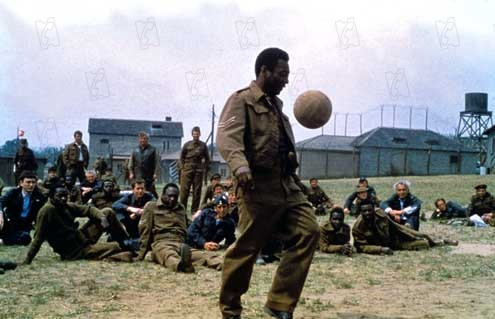Evasión o victoria: John Huston,  Pelé