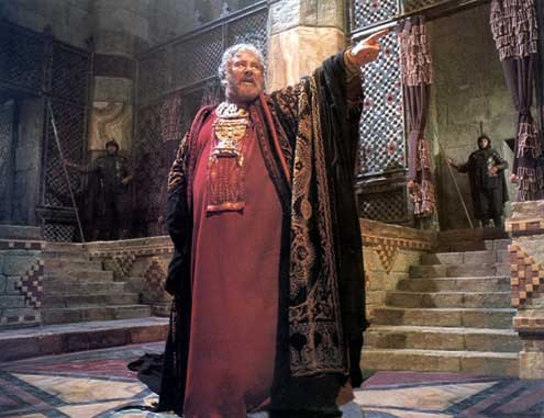 Jesús de Nazaret : Foto Franco Zeffirelli, Peter Ustinov