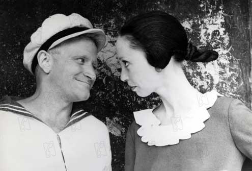Popeye : Foto Robert Altman, Robin Williams, Shelley Duvall