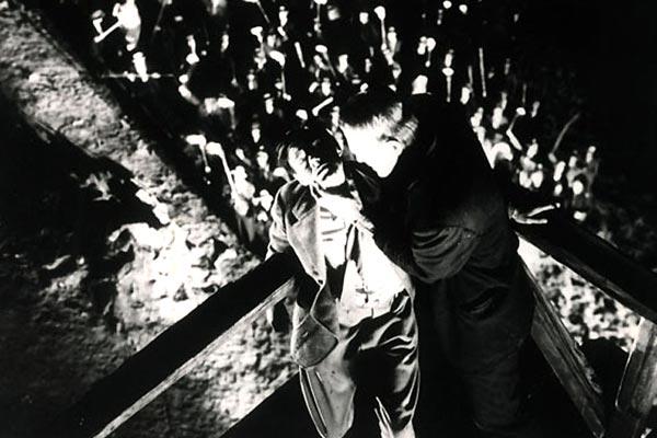 El Doctor Frankenstein : Foto Boris Karloff, James Whale