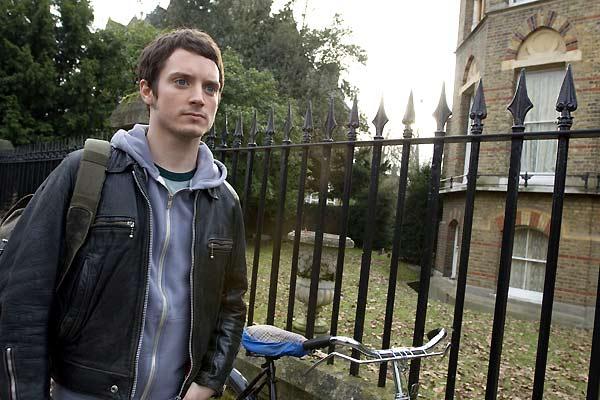 Los crímenes de Oxford : Foto Elijah Wood