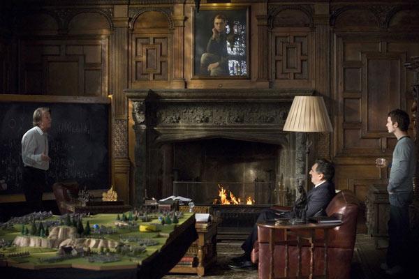Los crímenes de Oxford : Foto Elijah Wood, John Hurt