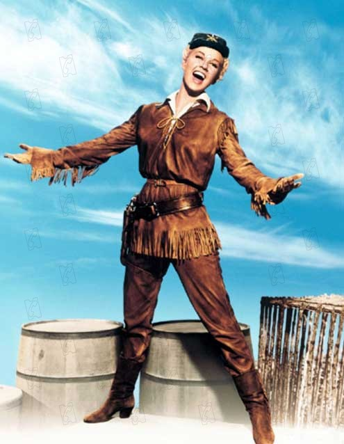 Calamity Jane : foto David Butler, Doris Day
