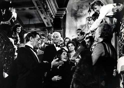 El último magnate : Foto Elia Kazan, Jeanne Moreau, Robert Mitchum