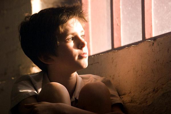 August Rush: El triunfo de un sueño : Foto Freddie Highmore, Kirsten Sheridan