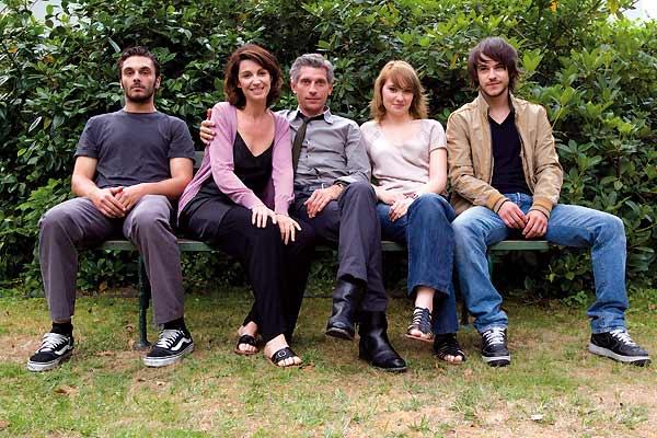 El primer día del resto de tu vida : Foto Déborah François, Jacques Gamblin, Marc-André Grondin, Pio Marmai, Zabou Breitman