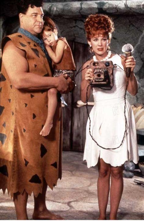Los Picapiedra : Foto Elizabeth Perkins, John Goodman