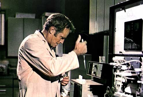 El último hombre... vivo : Foto Boris Sagal, Charlton Heston
