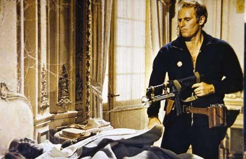 El último hombre... vivo : Foto Charlton Heston