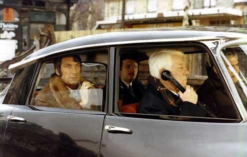 Le Tueur : Foto Denys de La Patellière, Jean Gabin