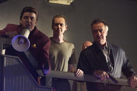 Los Soprano : Foto Steve Buscemi, Steve Van Zandt, Tony Sirico