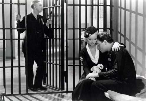 Veinte mil años en Sing Sing : Foto Bette Davis, Michael Curtiz, Spencer Tracy