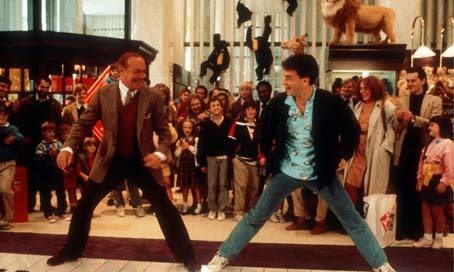 Big : Foto Penny Marshall, Robert Loggia, Tom Hanks