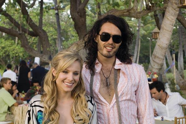 Paso de ti : Foto Kristen Bell, Nicholas Stoller, Russell Brand